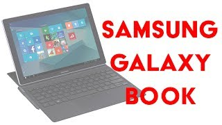 In this video, I review the new Samsung Galaxy Book! This was sent out by Verizon, so a big thanks to them! Check it out: https://goo.gl/4T7WBd Go get some a...