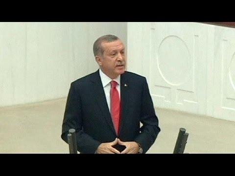 Erdoğan: ''Teröre karşı işbirliğine hazırız''