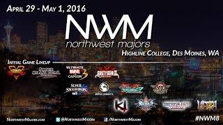 Northwest Majors 8 Trailer