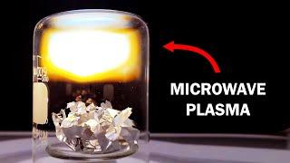 Video The microwave plasma mystery MP3, 3GP, MP4, WEBM, AVI, FLV Agustus 2019