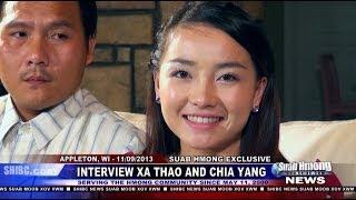 Suab Hmong News Part 3 - Exclusive Interview Xab Thoj And Txiab Yaj From Thailand