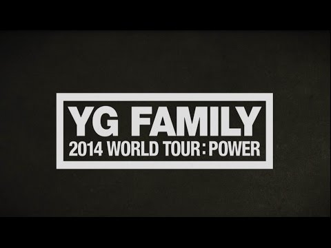 Family - YG FAMILY 2014 WORLD TOUR : POWER IN SEOUL] #YG #YGFAMILY * AIA REAL LIFE NOW FESTIVAL 2014 - Date : August 15th (FRI) ~ August 16th (SAT) - Place :잠실종합운동장 주경기장 ...