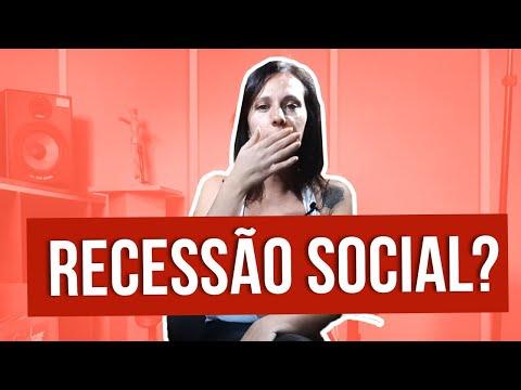 Recessão social?