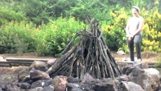 To Build A Bonfire...