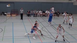 WBV 2. Pokalrunde Basketball TuS Hiltrup LL Herren gegen WWU Baskets