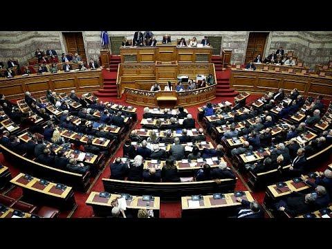 Βουλή: Σήμερα η ψηφοφορία για το πρωτόκολλο ένταξης της ΠΓΔΜ στο ΝΑΤΟ…