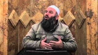 205. Pas Namazit të Sabahut - Madhërimi i shejtërive të muslimanëve - Hadithi 233 pj 2