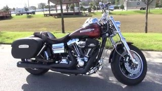 8. 2009 Harley Davidson CVO Fat Bob for sale PCB florida