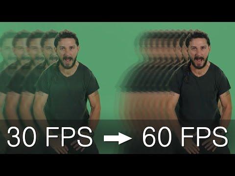 Как сделать 60 FРS из любого видео - DomaVideo.Ru