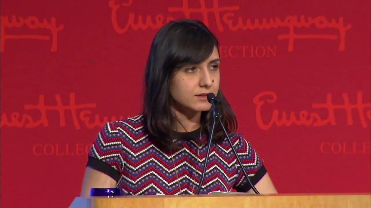 Ottessa Moshfegh: 2016 PEN/Hemingway Winner