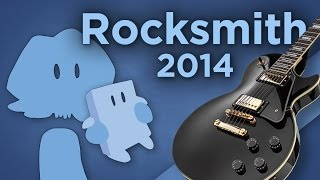 Buy Rocksmith (Cable Included): http://amzn.to/1yJXtt5 See what else James Recommmends: http://bit.ly/JRecommends...