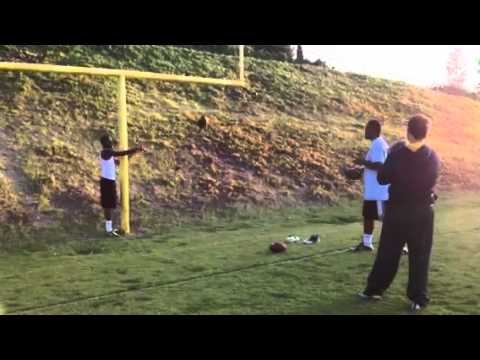 Rashad Greene hands drill video.