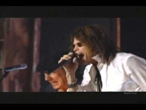 Steven Tyler & AC DC: You Shook Me All Night Long