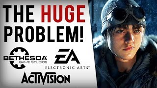 Video EA, Bethesda & Activision Lose Billions In 2018 & Things May Only Get Worse... MP3, 3GP, MP4, WEBM, AVI, FLV Januari 2019