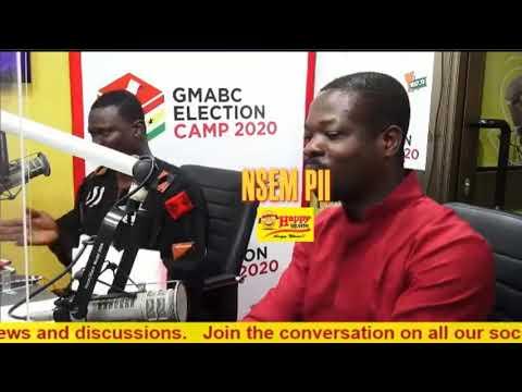 #NsemPii: Part 2 of Almighty Religious Debate between Obediah Amankwah & Kwaku Peprah 'Lucifer'