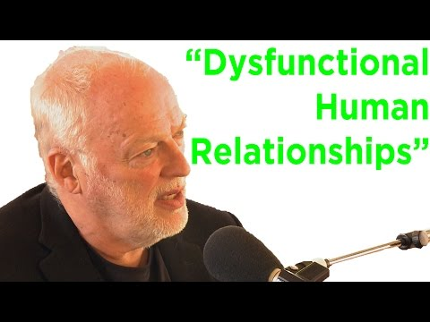 """David Gilmour on """"dysfunctional relationships"""" in Pink Floyd"""