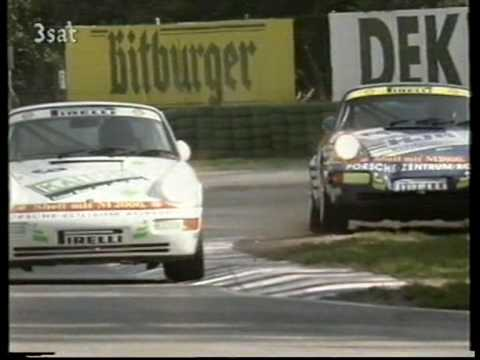 1993 Porsche Cup at Hocknheim