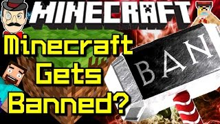 Minecraft News MINECRAFT SHOULD BE BANNED? New Block&More!