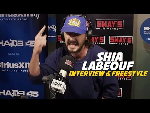 #1 MC In Hollywood: Shia LaBeouf Freestyles 5 Fingers Of Death With Oswin Benjamin
