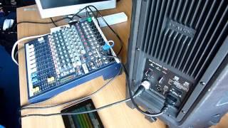 Video How to setup a Basic PA System MP3, 3GP, MP4, WEBM, AVI, FLV Desember 2018
