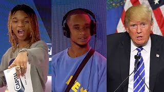 Video Rae Sremmurd Had The Best Response To Whether They'd Perform At Trump's Inauguration MP3, 3GP, MP4, WEBM, AVI, FLV Juni 2018