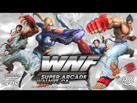 super street fighter 4 - WNF:AE2013 SFxT 2013, SSFIV:AE 2012, TTT2 Live Wednesdays @ 9PM PST, 12AM EST on twitch.tv/leveluplive #WNFAE Sponsored by Brokentier.com, Shoryuken.com, Mad...