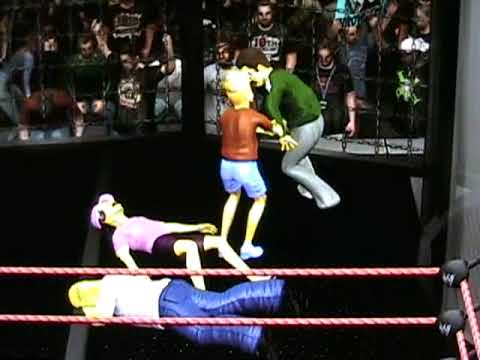 The Simpsons Elimination Chamber