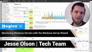 Monitoring Windows Servers with the Windows Server Wizard