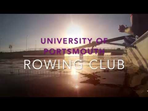 University of Portsmouth Rowing Club 2016