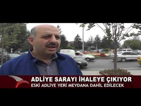 AK PARTİLİ ERCOŞKUN İZZET BAYSAL CADDESİ'NDE