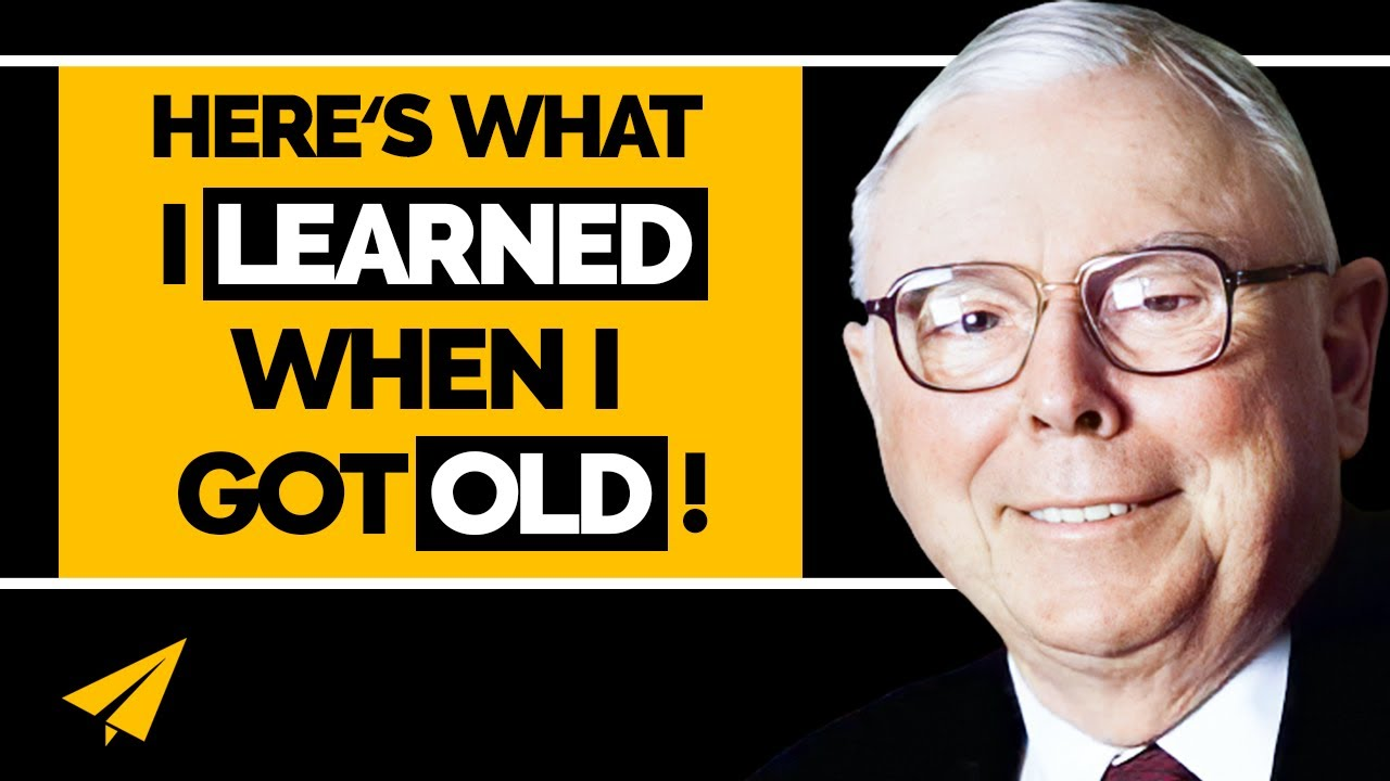 Charlie Munger's Top 10 Rules For Business and Success