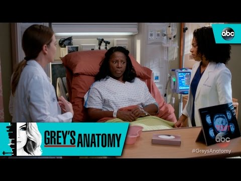 Meredith And Maggie Argue Over Her Mother's Treatment Sneak Peek - Grey's Anatomy 13x18