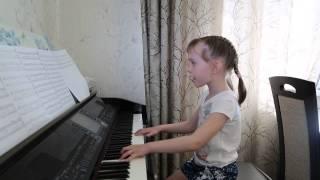 Только (Нюша). Дети поют. Виктория Викторовна 6 лет.