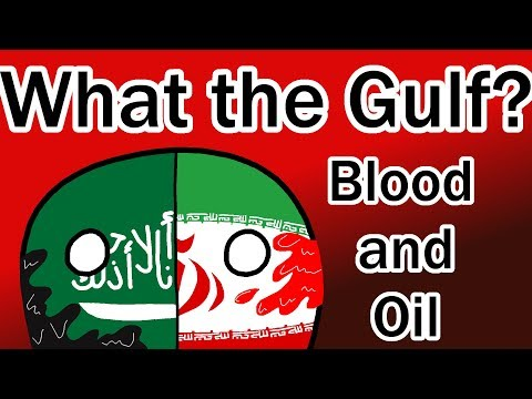 What the Gulf? - Blood and Oil