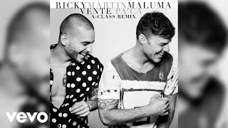 "Ricky Martin feat. Maluma - ""Vente Pa' Ca (A-Class Remix)""[Audio]""Vente Pa' Ca (A-Class Remix)"" is available now!Choose Your Preferred Digital Platform: https://SML.lnk.to/VPCAC Follow Ricky Martin!Website: http://www.rickymartinmusic.comFacebook: https://www.facebook.com/RickyMartinOfficialPageInstagram: https://www.instagram.com/ricky_martinTwitter: https://twitter.com/Ricky_MartinFollow Maluma!Facebook: https://www.facebook.com/MALUMAMUSIKInstagram: https://www.instagram.com/malumaTwitter: https://twitter.com/malumaOfficial audio video by Ricky Martin feat. Maluma performing ""Vente Pa' Ca (A-Class Remix)."" (C) 2017 Sony Music Entertainment US Latin LLC"
