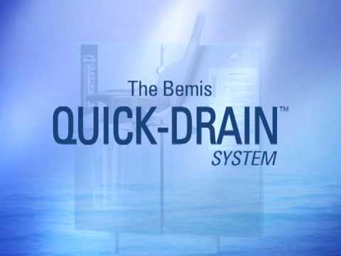 Quick-Drain™ System