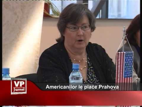 Americanilor le place Prahova