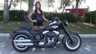 1. Harley Davidson Fat Boy Lo 2013 New Port Richey FL