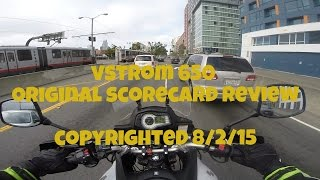 10. 2015 Suzuki VStrom 650 Review - Owner Review and Rating