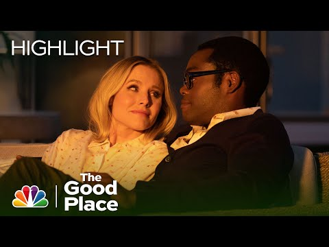 Chidi's Wave Returns to the Ocean - The Good Place