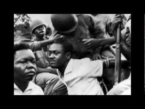 Franco Luambo rend hommage a Lumumba_