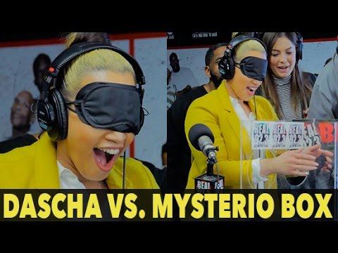 Dascha Polanco Freaks Out Over The Mysterio Box (Prank) | BigBoyTV