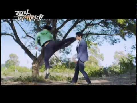 MV. Run to the World OST.The Kick:วอนโดนเตะ