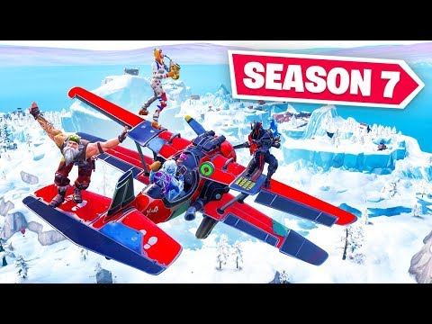 THIS IS FORTNITE SEASON 7!