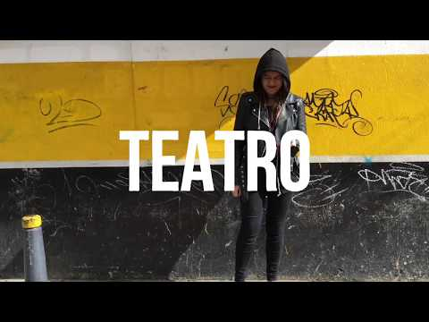 Teatro - Lyric video