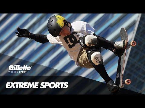 Precision Training - Tom Schaar on his skateboard development | Gillette World Sport