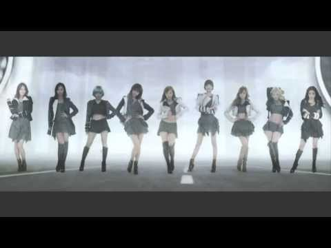 Girls' Generation - Motorcycle (FMV)