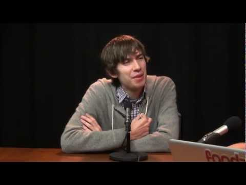 Dutchcowboys &amp; Fast Moving Targets interviewen David Karp (Tumblr)