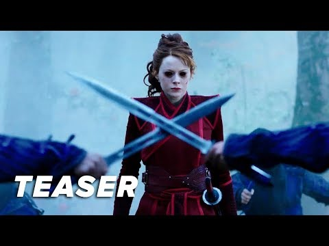 Into the Badlands Season 4 Teaser Trailer | Final Episodes