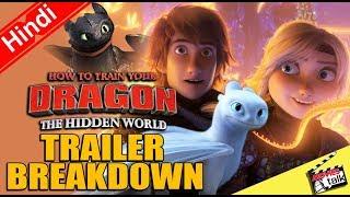 Video HOW TO TRAIN YOUR DRAGON: 3 Trailer Breakdown [Explained In Hindi] MP3, 3GP, MP4, WEBM, AVI, FLV Juni 2018